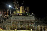Implantation et contrôle des niveaux d'un pont par nos Géomètres Experts